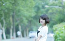 淮北煤炭师范校花 李梦雅