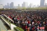 合肥一中學舉行應急疏散演練 近七千學生參加