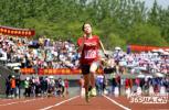 直击安徽大学田径运动会赛场: 风一样的男子女子