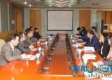 大连海事大学副校长刘正江一行来访合肥工业大学