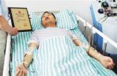 安徽90后准硕士捐献干细胞 拯救20岁青岛女孩生命