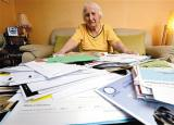 英九旬老太不堪慈善组织催捐自杀 行善80年几乎用尽养老金