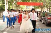 安徽女学生举办校园婚礼遭驱逐:影响校园秩序