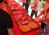 合肥工业大学第四届美食文化节在翡翠湖校区落幕