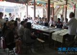 安师大历史与社会学院研究生赴芜湖县胡湾村开展文化考察活动
