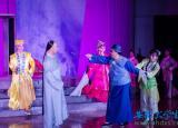 安徽省话剧院来合肥工业大学举行大型话剧《徽商传奇》专场演出