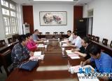 蚌埠医学院张武丽副校长一行来安徽农业大学交流探讨