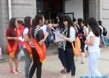 无烟生活,健康中国——记新雷锋'世界无烟日'志愿活动
