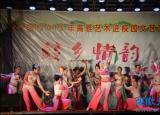 滁州学院花鼓艺术团进校园讲述鼓乡情韵
