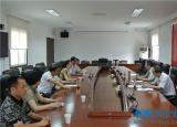 黄山学院校领导带队赴潜山县对校挂职干部进行期满考核