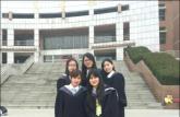 被同学戏称学霸宿舍四姐妹的滁州学院7#218宿舍