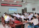 安理校领导出席淮南高校纪念抗日战争胜利70周年理论研讨