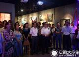 皖西学院组织参加六安市遵规守纪预防腐败警示教育活动