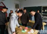 亳州市政府到亳州职业技术学院调研