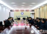 合肥学院到亳州师范高等专科学校考察交流