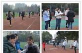 芜湖高级职业技术学校开展年末踢毽子比赛