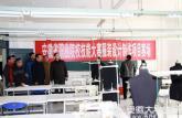 蚌埠教育局到工艺美术学校检查指导开学工作