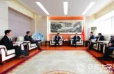 英国驻沪总领馆总领事到访省教育厅