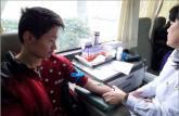雷锋月里 淮南100余名大学生献血2万余毫升
