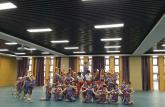 2016年合肥幼儿师范高等专科学校校园儿童集体舞比赛顺利举行
