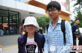 韩国考生参加中国高考 想以中国成绩回国上大学