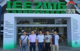 合肥一六八玫瑰园学校参加上海国际教育装备博览会,抓住契机,谋求发展