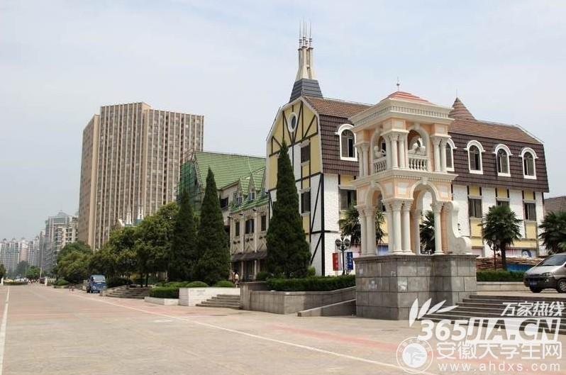 合肥大学城周边游玩景点:明珠广场