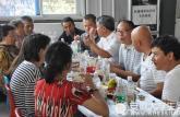 淮南师范学院少数民族学生欢度古尔邦节