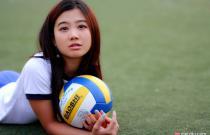 最美清純唯美?;?,陽光排球少女