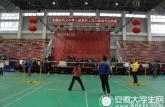安徽医科大学第七届教职工羽毛球比赛成功举办