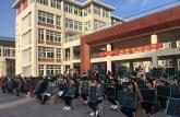 宿州逸夫师范开展简笔画竞赛活动促进学生专业技能发展