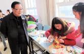 安徽外国语学院首届女教职工水果拼盘大赛异彩纷呈