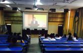 安庆工业学校组织团干部参加共青团网络视频会议