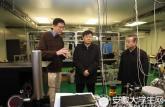 杜占元赴中国科学技术大学和合肥工业大学调研