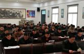 濉溪县教育局布置2017年中考报名工作