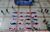 世界睡眠日 合肥20名体验者广场体验舒适睡眠