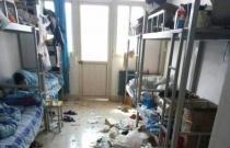逼死处女座:这些被称为最邋遢的宿舍