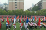 2017安徽大中学生运动会举行 74所高校千余学生参赛
