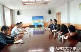 肥东县牵手上海万科教育集团合作办学再上新台阶