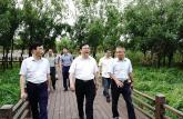合肥师范学院服务国家级科技创新走廊建设推进滨湖校区建设