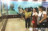 宿州学院组织2017年新教师参观孟二冬纪念馆
