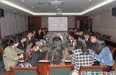 合肥师范学院号召青年学子积极行动为扶贫事业作贡献
