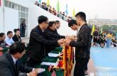 安徽机电职业技术学院第十五届田径运动会胜利闭幕