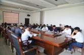 安徽文达信息工程学院专项督查整改各系部期末教学工作