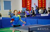 安徽广播影视职业技术学院大学生代表队在安徽省第十四届运动会高校部乒乓球比赛中取得佳绩
