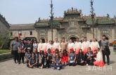 蒙城泰国汉语班师生赴亳州开眼界