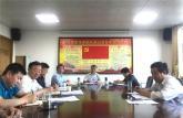 烈山区教育局传达学习区扶贫工作会议精神
