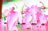 亳州幼师学子舞蹈展演展示青春活力