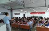 黄山市就业人才局开展就业创业服务进校园活动