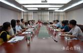 韩国韩瑞大学师生代表团访问巢湖学院